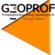 GEOPROF Przedsiębiorstwo Usług Geodezyjnych