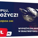 Extul - Wypożyczalnia narzędzi w Białymstoku