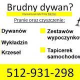 Pranie dywanów Paweł Łopatecki