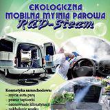 RAD-Steam Mobilna Myjnia Parowa