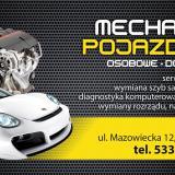 Mechanika Pojazdowa PAWANET i Wulkanizacja