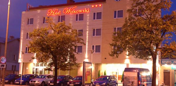 HOTEL WITKOWSKI - adres, telefon, www | Hotele i noclegi Warszawa Ochota  Warszawa Ochota