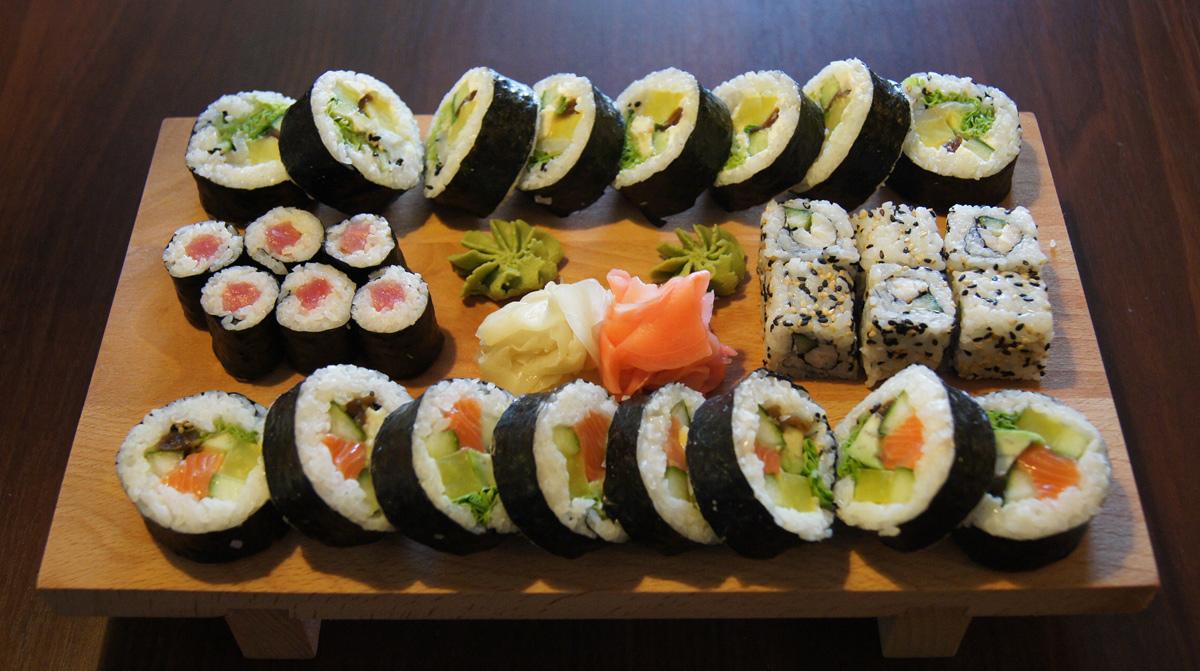 Sensi Sushi - adres, telefon, www | Gastronomia Wola Warszawa Wola Warszawa