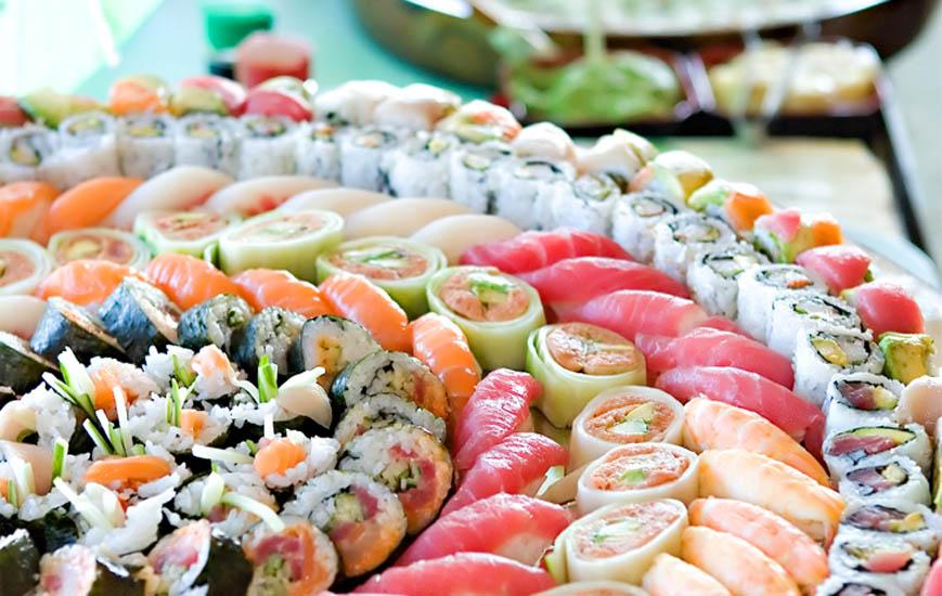 Ohh! Sushi & Grill - adres, telefon, www | Gastronomia Wola Warszawa Wola Warszawa