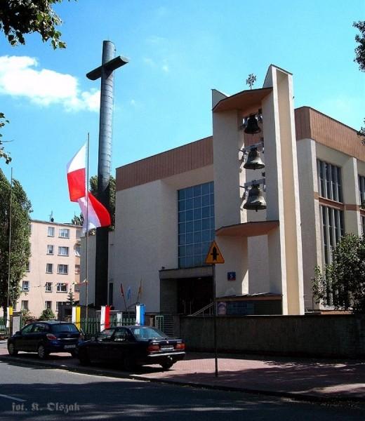 Parafia Opaczności Bożej - adres, telefon, www | Urzędy i instytucje Warszawa Ochota  Warszawa Ochota