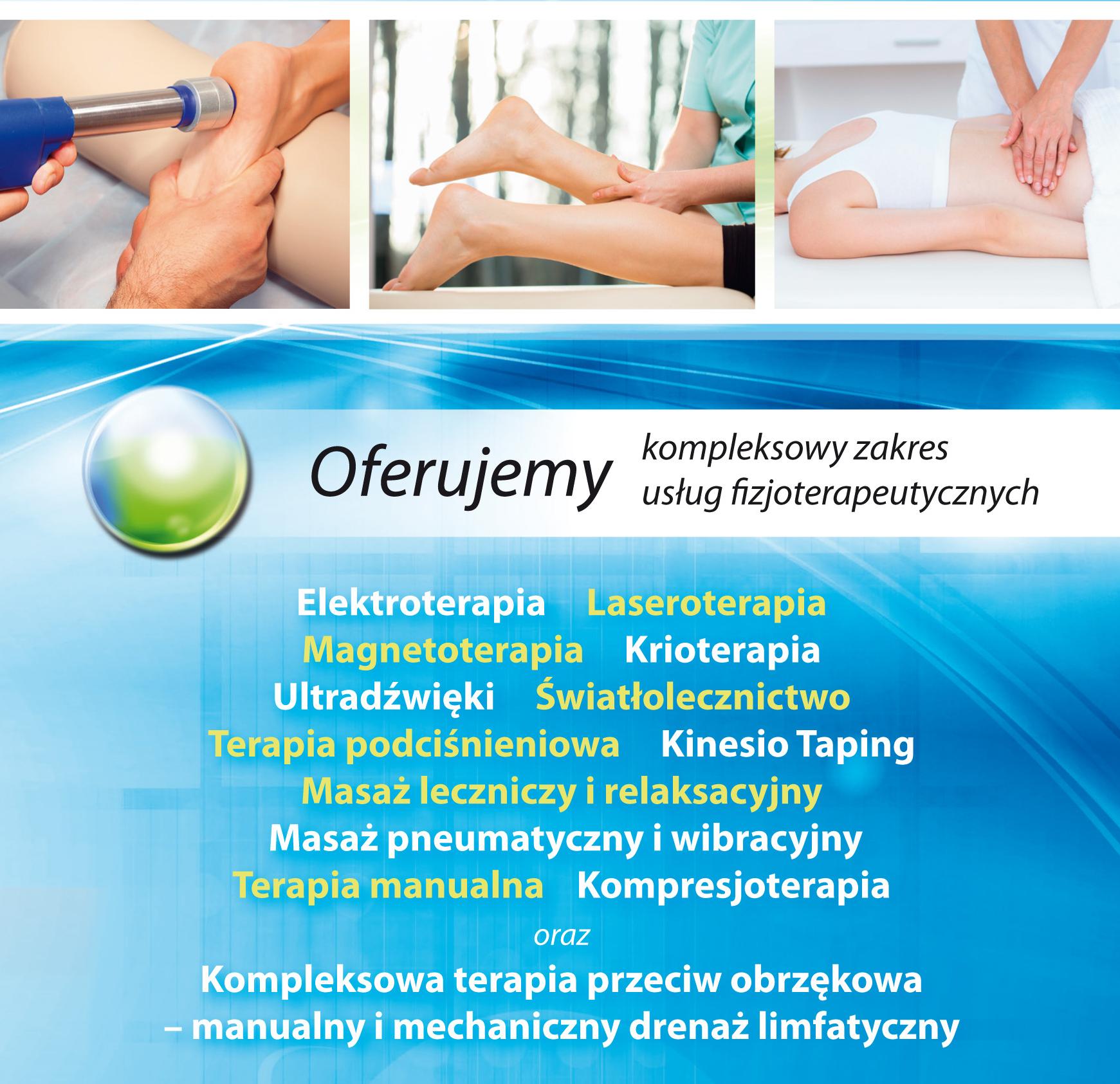 Gabinet rehabilitacji Fizjosfera - adres, telefon, www | Zdrowie i medycyna Radom Radom