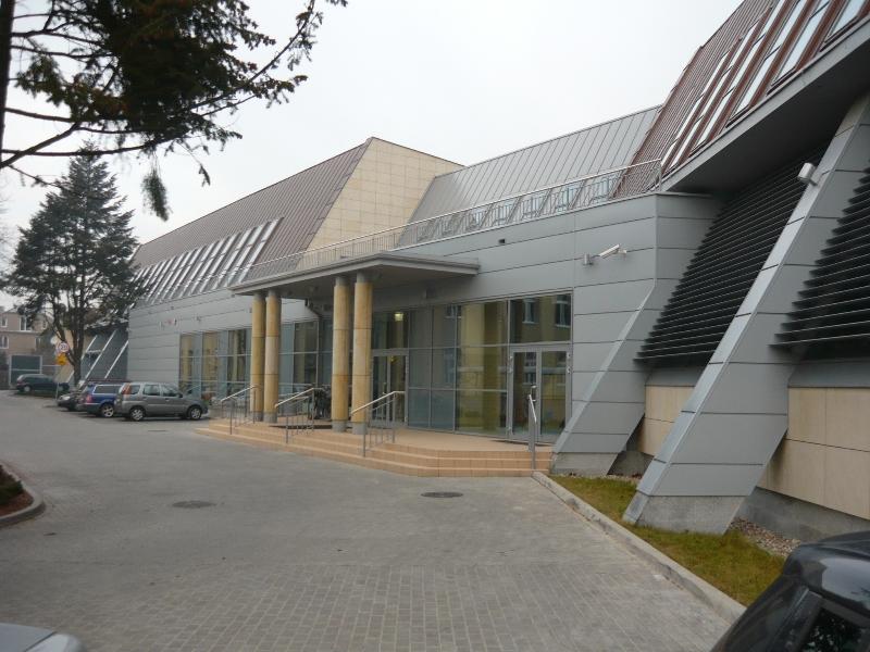 Centrum Sportu Wilanów - adres, telefon, www | Czas wolny Wilanów Warszawa Wilanów Warszawa