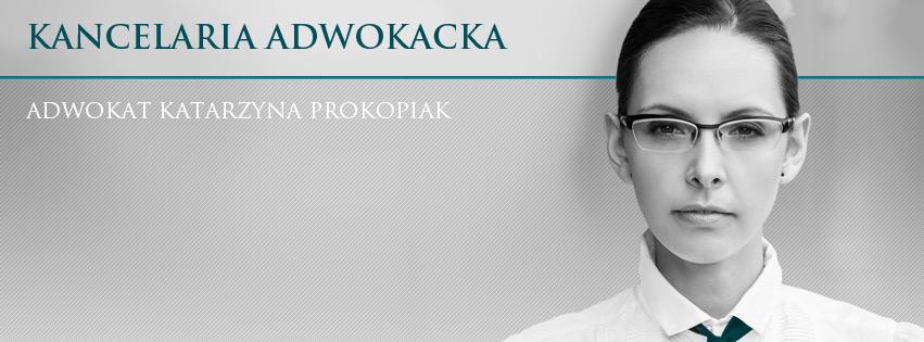 Kancelaria Adwokacka Katarzyna Prokopiak - adres, telefon, www   Inne usługi Warszawa Ochota  Warszawa Ochota