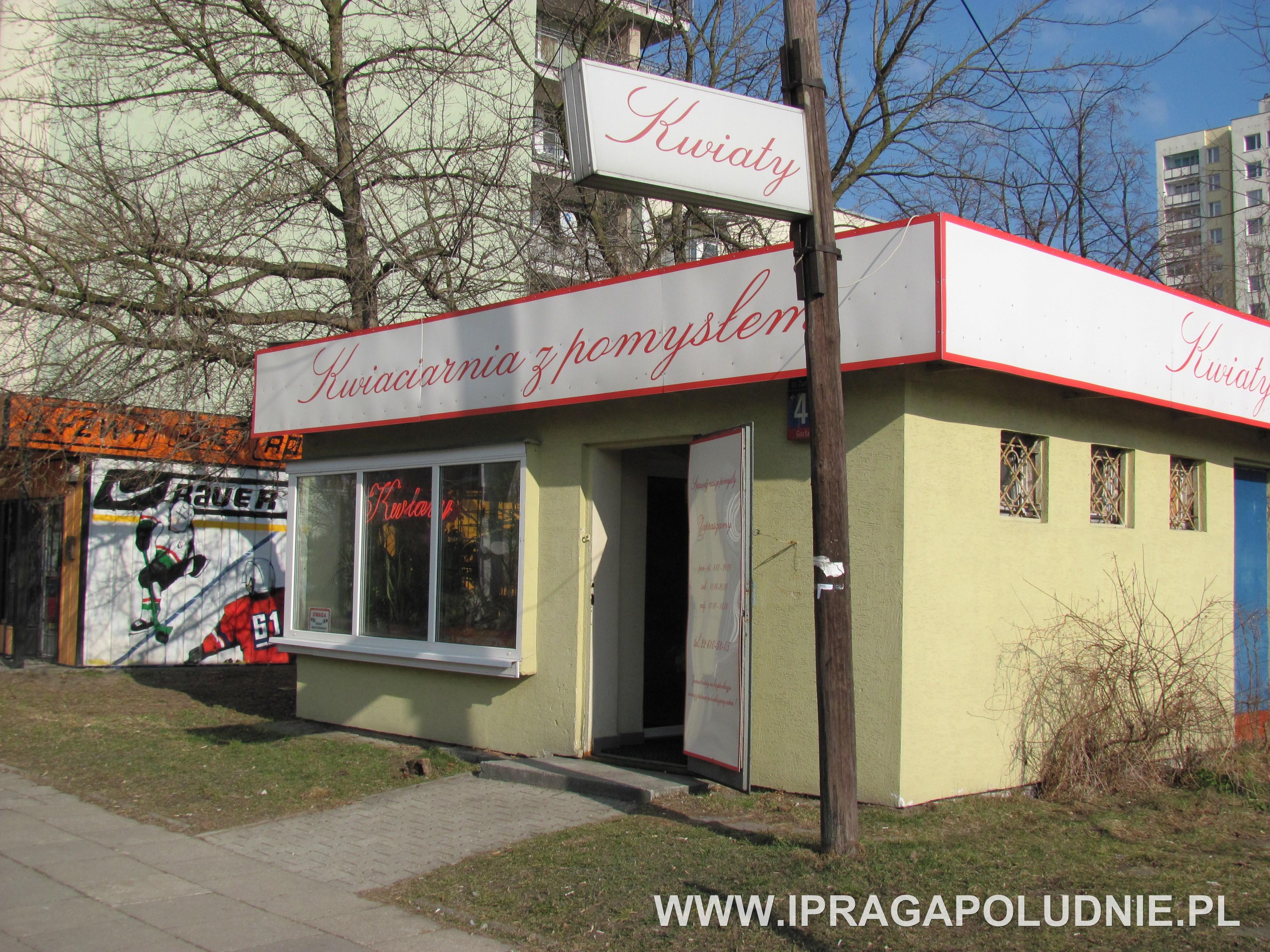 Kwiaciarnia z Pomysłem  - adres, telefon, www | Sklepy Warszawa Praga Południe  Warszawa Praga Południe