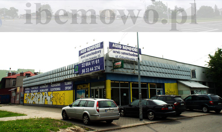 Warsztat samochodowy - adres, telefon, www | Motoryzacja Bemowo Warszawa Bemowo Warszawa