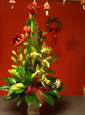 Kwiaciarnia Atina-Flos - adres, telefon, www |  Otwock  Otwock