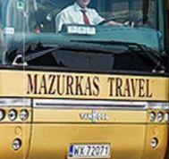 Mazurkas Travel Biuro Podróży Sp. z o.o. - adres, telefon, www   Czas wolny Żoliborz Żoliborz