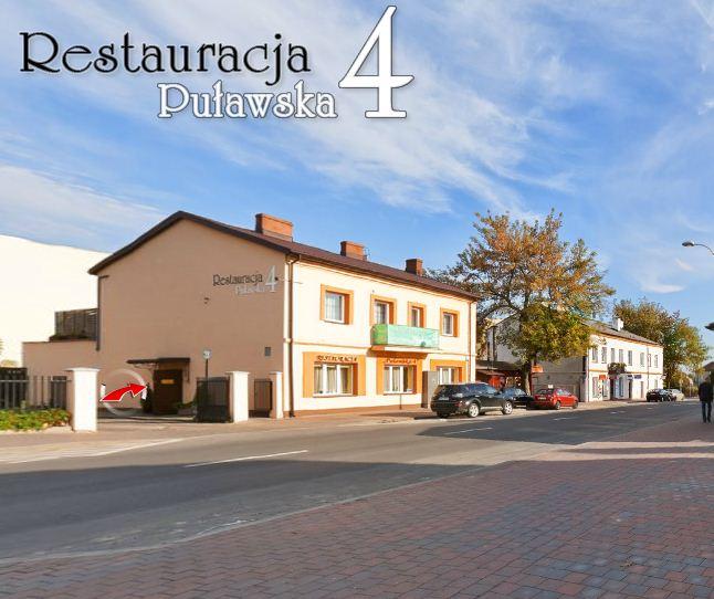 Restauracja Puławska 4 - adres, telefon, www | Gastronomia Piaseczno Piaseczno
