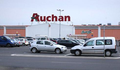 Centrum Handlowe Auchan Piaseczno - adres, telefon, www | Handel Piaseczno Piaseczno