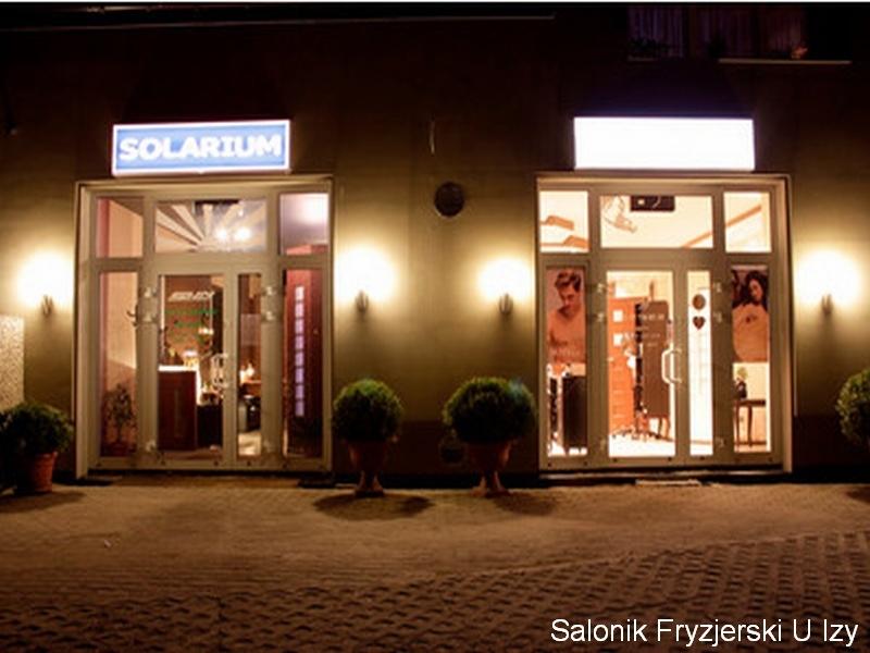 Salonik fryzjerski u Izy     - adres, telefon, www | Usługi Piaseczno Piaseczno