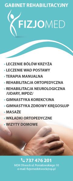 Gabinet Rehabilitacyjny FizjoMed - adres, telefon, www | Zdrowie Otwock  Otwock