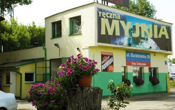 Myjnia Autostyl - adres, telefon, www | Motoryzacja Żoliborz Żoliborz