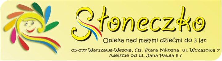 Słoneczko  Mini Żłobek  - adres, telefon, www | Edukacja - Szkoły Warszawa Warszawa