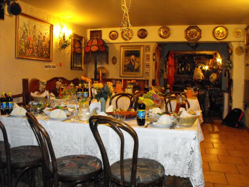 Restauracja Pod Podłogą - adres, telefon, www | Gastronomia Bielany Bielany