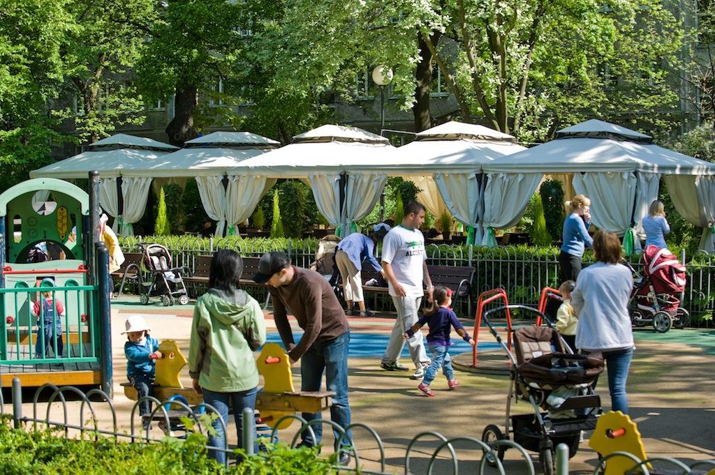 restauracja Zielnik - adres, telefon, www | Gastronomia - Restauracje Warszawa Warszawa