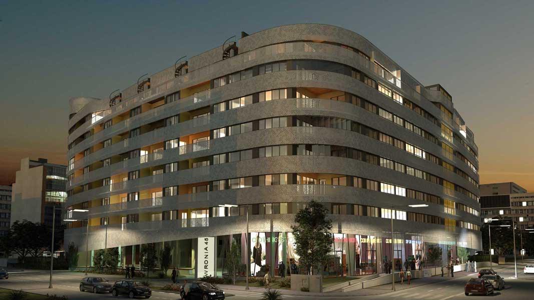 Oxygen Residence  - adres, telefon, www | Hotele i noclegi Wola Warszawa Wola Warszawa