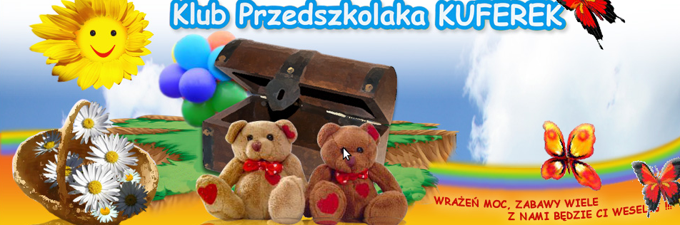 KLUB KUFEREK PUNKT PRZEDSZKOLNY - adres, telefon, www | Edukacja - Szkoły Warszawa Warszawa