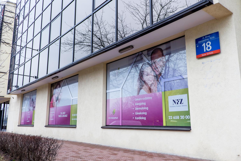 Centrum Medyczne  - adres, telefon, www | Zdrowie Warszawa Ochota  Warszawa Ochota