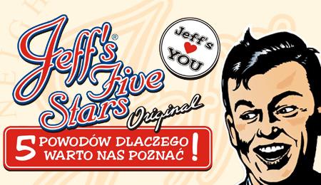Jeff's - adres, telefon, www | Gastronomia Warszawa Ochota  Warszawa Ochota