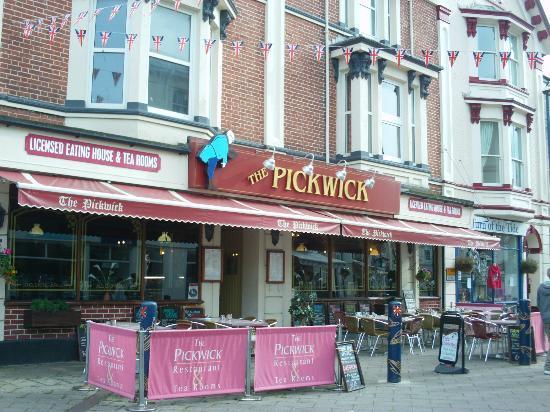 Pickwick. Bar restauracyjny - adres, telefon, www   Gastronomia Warszawa Ochota  Warszawa Ochota