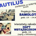 Biblioteka Nautilus: film Samoloty