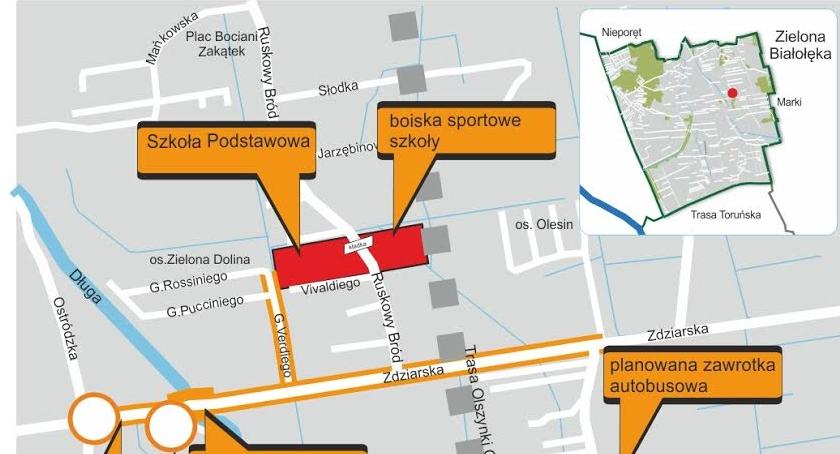 Szkolnictwo, podstawówka Zielonej Białołęce będzie - zdjęcie, fotografia