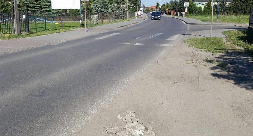 Drogi, Marki ruszają remontem Kościuszki Warszawska część drogi wciąż szans poprawę - zdjęcie, fotografia