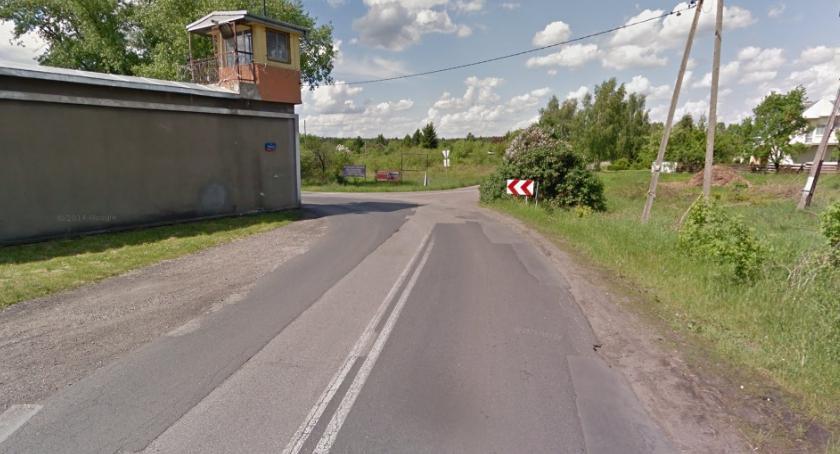 Drogi, Cieślewskich końcu szansą autobus normalne skrzyżowanie! - zdjęcie, fotografia