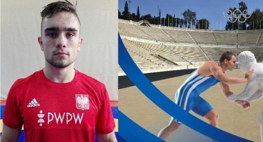 Sport, Kamil Bartosiewicz Mistrzostwach Świata Atenach! Brawa wychowanka Talent Białołęka! - zdjęcie, fotografia