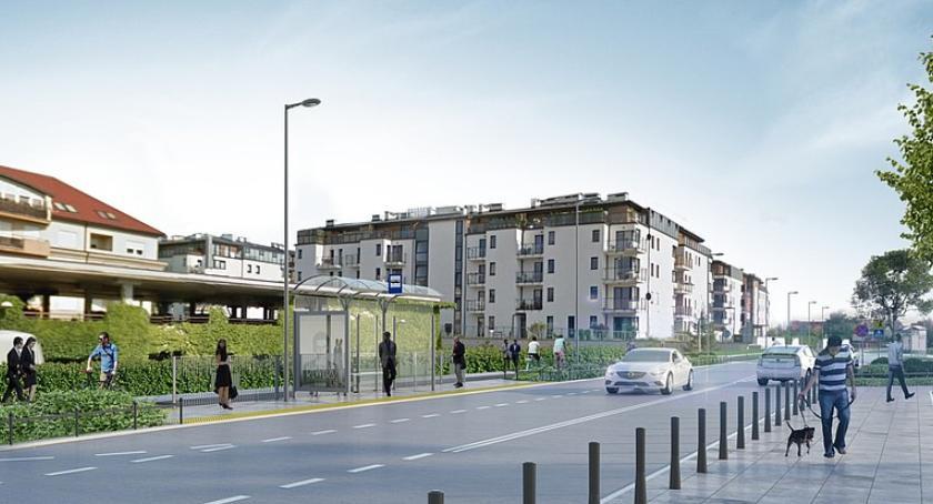 , Przychodnia przebudowa Głębockiej jeszcze miasto planuje zmienić Białołęce - zdjęcie, fotografia