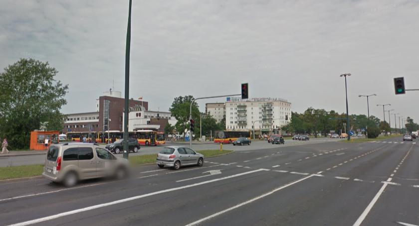 Interwencje, Zawracanie skrzyżowaniu Modlińskiej Światowida odpowiedź miasta - zdjęcie, fotografia