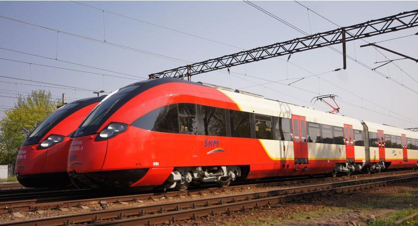 Komunikacja, Kolej realnym ratunkiem kulejącej komunikacji Białołęce Alternatywa metra zasięgu ręki - zdjęcie, fotografia