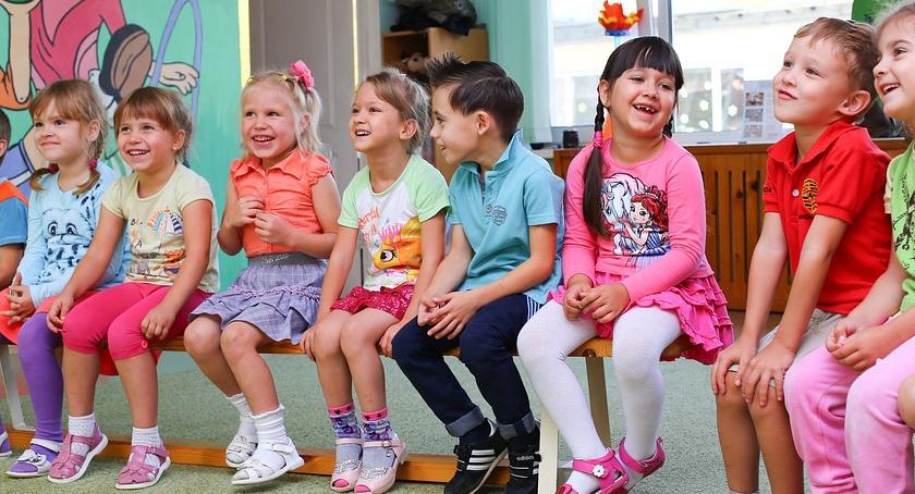 Dzieci i młodzież , Ruszyła wakacyjna rekrutacja przedszkoli - zdjęcie, fotografia