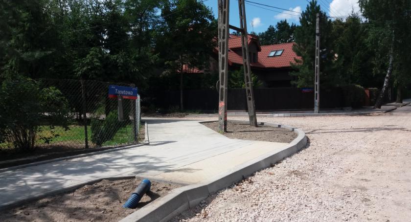 Drogi, Uwaga! środy zamknięta Tapetowa - zdjęcie, fotografia