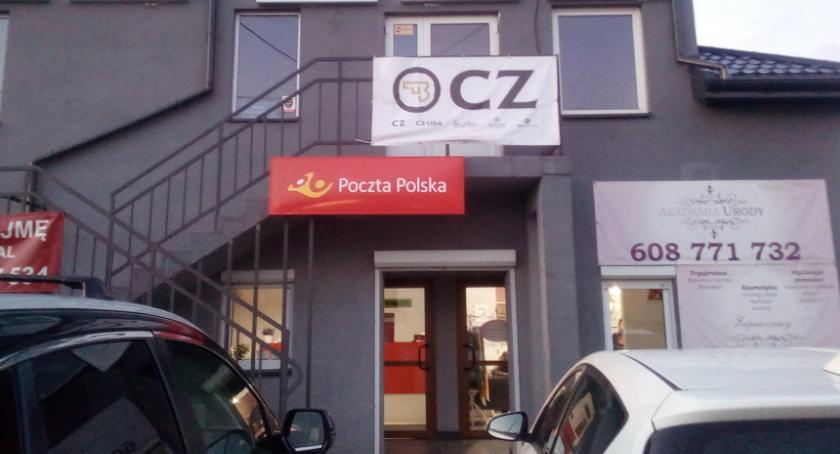 Bezpieczeństwo, Zielona Białołęka nową placówkę pocztową - zdjęcie, fotografia