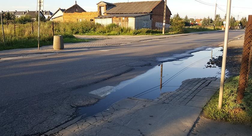 Drogi, Lewandów potrzebuje remontu! - zdjęcie, fotografia