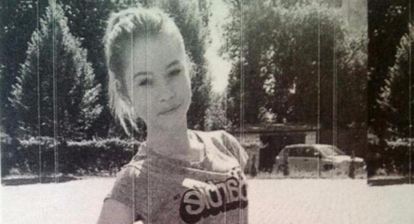 Poszukiwani, Policja poszukuje zaginionej Dominiki Lipke - zdjęcie, fotografia