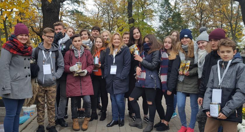 Zapowiedzi, Ratujemy białołęckie Powązki Przyłączcie akcji! - zdjęcie, fotografia