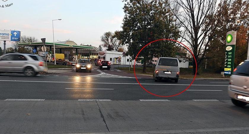 Drogi, Światowida nagminne łamanie przepisów przez kierowców [ZDJĘCIA] - zdjęcie, fotografia