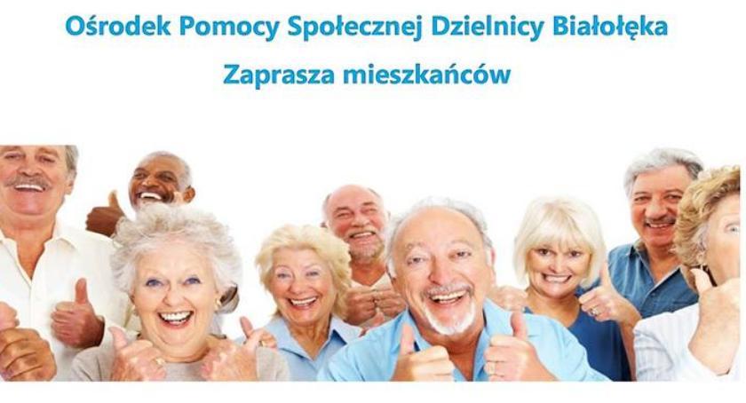 Zapowiedzi, Uwaga seniorzy! ważne spotkanie! - zdjęcie, fotografia