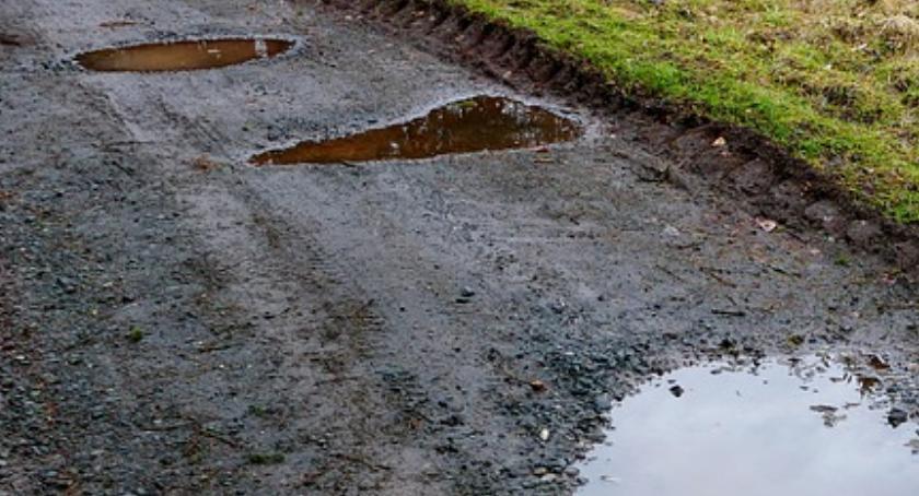 Drogi, Białołęcki problem drogami Które ulice udało zrobić - zdjęcie, fotografia