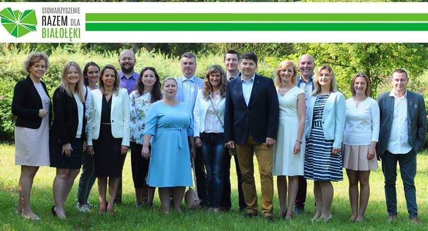 , minął Stowarzyszenie Razem Białołęki podsumowuje minione miesięcy - zdjęcie, fotografia