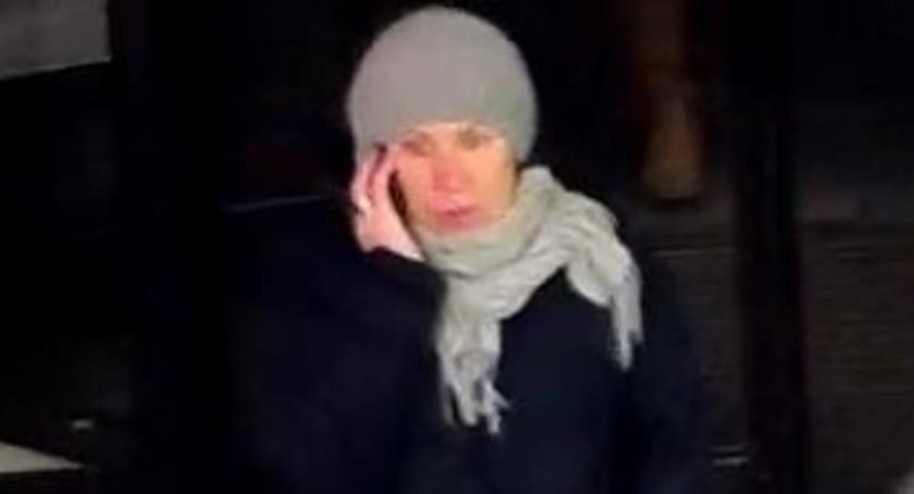 Kradzieże i rozboje, Poszukiwana kobieta zdjęcia Policja prosi pomoc - zdjęcie, fotografia