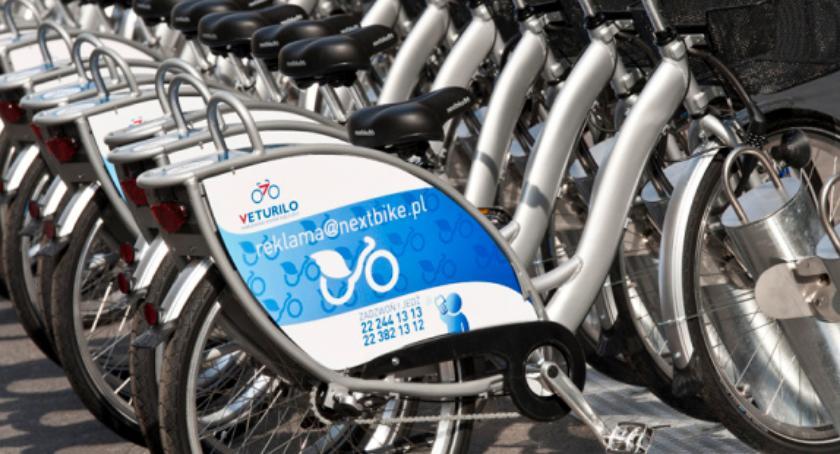 Rower, Będą ścieżki rowerowe gdzie potrzebne stacje Veturilo - zdjęcie, fotografia
