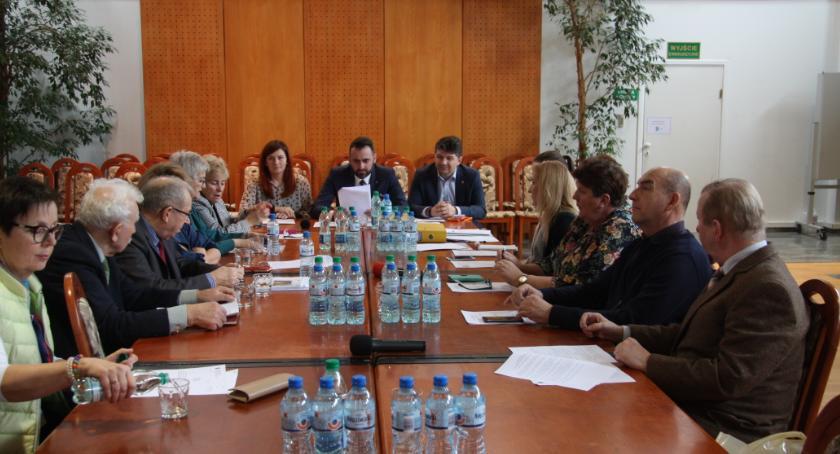 Samorząd, Białołęcka Seniorów rozpoczęła kadencję Pierwsze posiedzenie - zdjęcie, fotografia